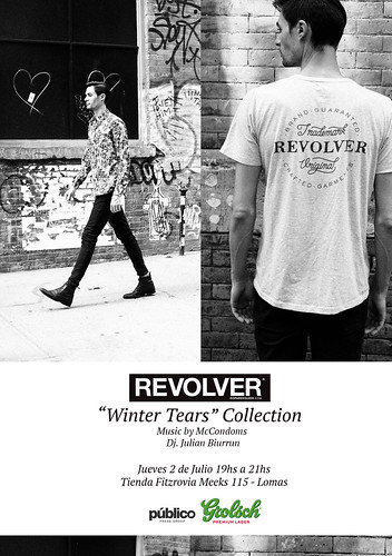 "Revolver ""Winter Tears"" Collectionn en ?#?TiendaFitzrovia?"