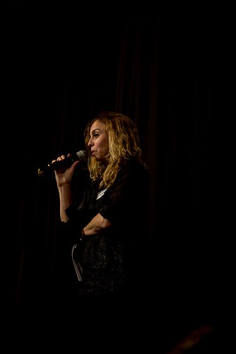 Karina Fraiman - Presentadora