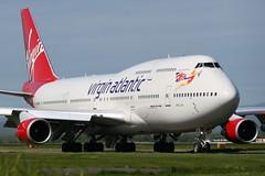 G-VLIP GLA 23-5-2015 (Plane Buddy) Tags: virgin boeing 747 hotlips gvlip
