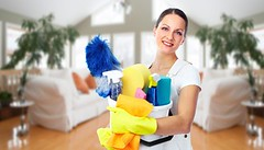 45541896_s (marvicuidados) Tags: maid woman housekeeping cleaning service homecleaning domestic housework housecleaning staff contractor lady clean wash people person tools housekeeper worker household maidservice brush cloth sponge dust spray smiling beautiful young friendly home house banner copyspace job work indoor hotel cleaner janitor sweeper bucket