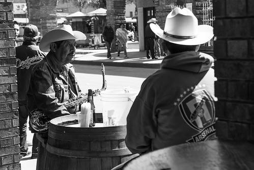 Musicians in Tijuana/Mexico