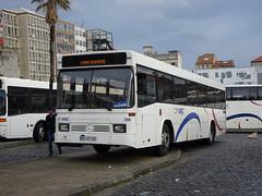 MGC 3098 Batalha (Guy Arab UF) Tags: moreira gomes costa transportes 3098 8007cs mercedes benz o405 bus layover parque das camelias terminal rodovario batalha porto portugal autocarro buses