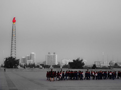PA170425 (Xtra83) Tags: nordkorea pjöngjang pyongyang dprk juche tower chuch'e northkorea juchetower jucheturm chuche 주체사상탑 主體思想塔 평양직할시 북한한국
