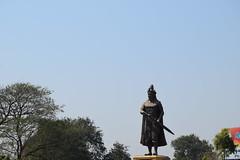 "Burma. Sagaing. (Anne & David (Use Albums)) Tags: burma myanmar irrawadi ""irrawadi river trip"" ""rv princess panhwar"" irrawaddy sagaing ""sagaing hill"" ""kaungmudaw pagoda"" ""egg shaped"