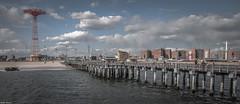 New-York, Coney Island. (Jrme Cousin) Tags: new york city usa newyork apple brooklyn america island big nikon manhattan united states coney nikkor 18105 d5000