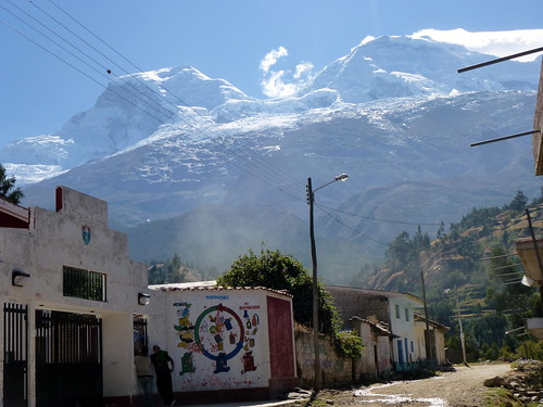 Huascarán from Musho