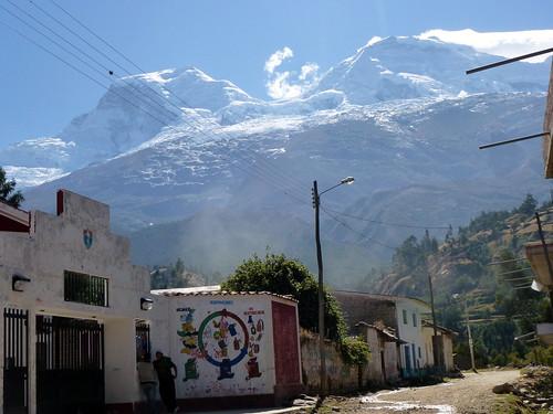 Huascarán from Musho