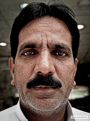 P4141580 (Omar Reda) Tags: poverty old portrait face closeup beard asian eyes sad expression african indian details extreme poor vegetable moustache international arab worker desaturated frown drama scar saudiarabia ksa suffer nationality saudiaarabia