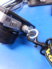 DIY Sling Strap - Attachment Mechanism (rebelwithafit) Tags: camera diy sling strap