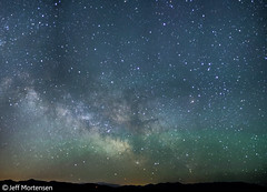 Milky Way (jeffmortensen) Tags: sky night stars utah nightscape astrophotography milkyway