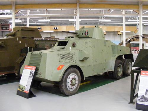 Leyland Armoured Car
