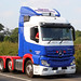 Mercedes Actros new look WX13 VLB - David Hathaway