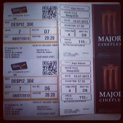 #DespicableMe2 #MajorCineplex #SF #cinema #มิสเตอร์แสบร้ายเกินพิกัด2
