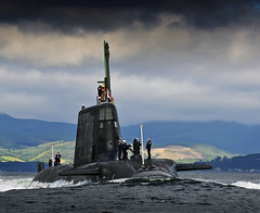NE130087 (FlarePhot) Tags: uk argyll submarine faslane astuteclass mediaoperations hmnbclyde submarineservice submarinessn hmsambush cpoaphotthomastammcdonald
