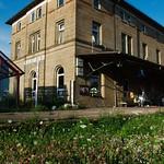 Bahnhof Waldenburg