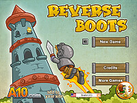 反轉之鞋(Reverse Boots)