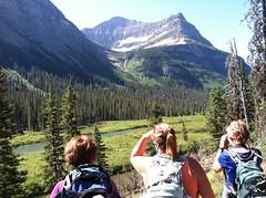 Friday Hike - Gunsight Lake