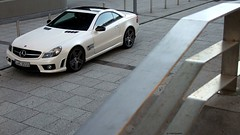 IWC Edition. (J.B Photography) Tags: white photography one mercedes benz stuttgart 63 150 sl jb edition v8 amg iwc 2013