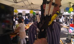 Photos d'archives de la conception du prototype Bionico. (labfabfr) Tags: robot hand bionic handicap prosthetic bionico inmoov