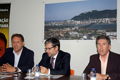 Reunião Distrital Viana do Castelo com as Concelhias