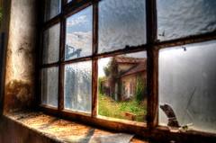 Ausguck (-BigM-) Tags: lost photography fotografie place alt fabrik bader friedrich kreis bigm göppingen süsen