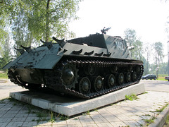"ISU-152 (8) • <a style=""font-size:0.8em;"" href=""http://www.flickr.com/photos/81723459@N04/9705220395/"" target=""_blank"">View on Flickr</a>"