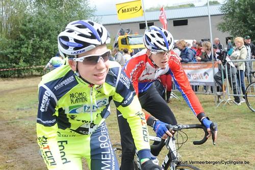 Nieuwelingen & juniores Hofstade  (344)