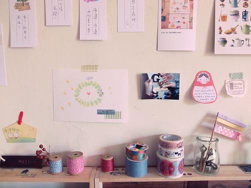 我的工作桌20