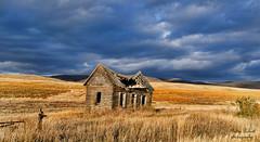 Chesterfield ghost town Idaho (Pattys-photos) Tags: town ghost idaho chesterfield
