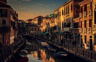 Venice easy afternoon