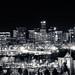 Denver Night Landscape