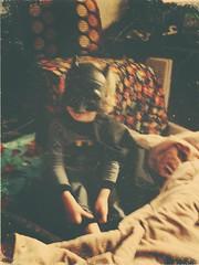 351 of 365 - Bat-Venger? ([ the black star ]) Tags: boy kid toddler mask things kingston stuff pjs superhero batman cape imagination pajamas shrug avengers pretend 351365 theblackstar threehundredfiftyone thelittlemister uploaded:by=flickrmobile throwbackfilter flickriosapp:filter=throwback