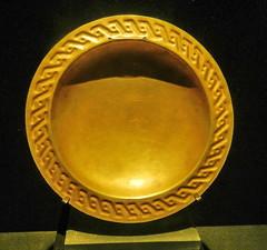 Museo Larco Per Lima Ajuar funerario Chavn 5397 (Rafael Gomez - http://micamara.es) Tags: de y lima galeria per museo oro larco joyas funerario ajuar chavn