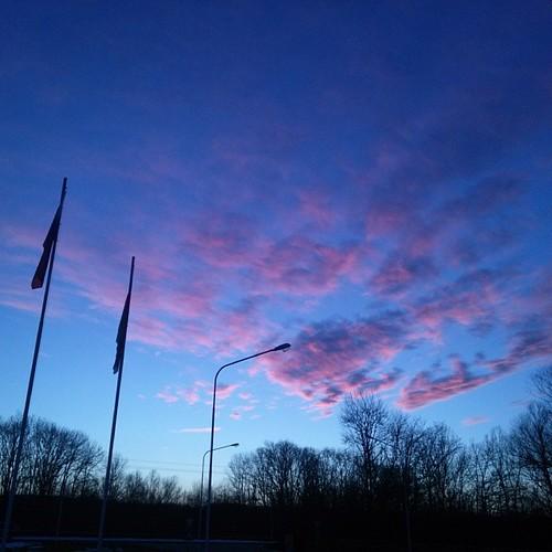 Другой вариант #закат #sunset