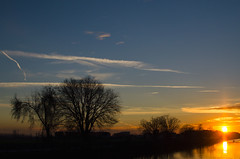 Sunset (StewieVoodoo) Tags: sunset nikon d5100