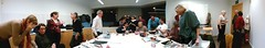 RPD (Fotero) Tags: barcelona amigos reunion retratos panoramica dibujo rpd