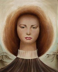 Retrato de Bertina Vera de Olmedo. José Horna