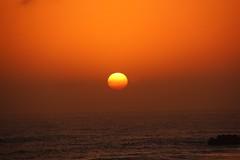 Sunset los changos