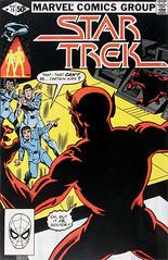 Star Trek #15 (Marvel, 1981) Art by Gil Kane (Tom Simpson) Tags: startrek illustration vintage comics 1981 devil comicbooks marvelcomics captainkirk mrspock gilkane