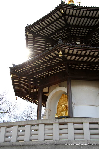 Battersea Park Peace Pegoda