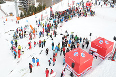 SkiOpenCoqd-OR-DépartStadeOlympiqueLesMenuires-Mars2014