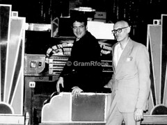 Jeff Barker & Ivor Holland (gramrfone) Tags: cinema theatre organists