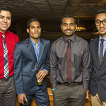 "<b>Senior Send-Off</b><br/> Seniors celebrate their time at Luther at Hotel Winnishiek.<a href=""http://farm4.static.flickr.com/3687/14068049498_57272c19fb_o.jpg"" title=""High res"">∝</a>"