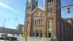 Historic Old St. John's Church (SunshineandRetail) Tags: ny newyork church stjohns utica stjohnschurch