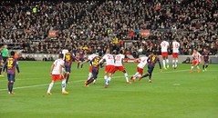 2015-04-08 BARA-ALMERIA 128 (@jtares) Tags: barcelona camp sports sport photo football nikon foto soccer nikkor fc futbol campnou bara fcbarcelona 18200 almeria nou liga d90
