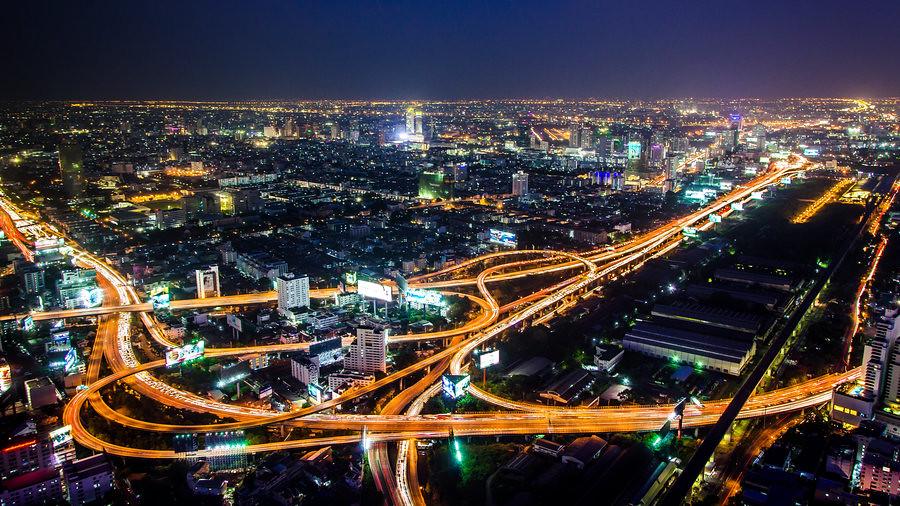Baiyoke Sky, Bangkok