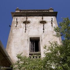 Pareidolia ( alfanhu) Tags: facade pareidolia casa faces faana infern villalonga veocaras orxa fbricadellum