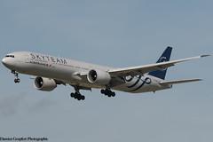 Boeing 777-328ER MSN40376 F-GZNN Air France (Goepfert Damien) Tags: paris france plane damien boeing avion airfrance cdg aéroport 777328er goepfert fgznn damiengoepfert msn40376