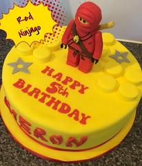 Red Ninjago