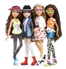 Promo all four (Veni Vidi Dolli) Tags: dolls mgae projectmc2